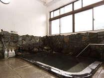 大浴場…野沢温泉 源泉掛け流しの湯をご堪能下さい。