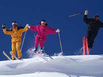 【春スキー】《期間限定&特別価格》お一人様500円OFF!お得に春スキーを満喫♪[1泊2食付]