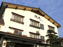 野沢温泉中心に位置するくつろぎの宿です。