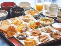 【朝食】和洋バイキング(イメージ)