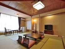 【東館12帖和室】富士山一望☆27年8月リニューアル客室