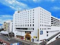 MEGAドン・キホーテと一体化しているホテルでショッピングにも大変便利です。