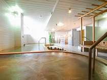お風呂が7種類・サウナが3種類のお風呂♪宿泊者の方は無料!!
