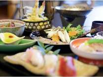 【お食事にもこだわり】贅沢味覚キャンペーン★季節のお魚のしゃぶしゃぶ★夕食・朝食付き