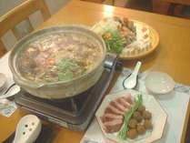 美味・絶品鴨鍋お奨めです。是非ご賞味下さい。