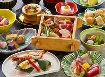 薩摩郷土会席料理 おすすめプラン(一例)