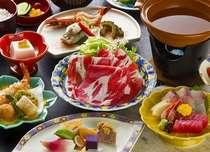 薩摩郷土会席料理 スタンダードプラン(一例)