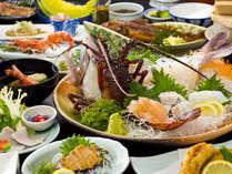 春~夏の海鮮料理イメージ‐南知多ならではの新鮮な海の幸をたっぷり堪能