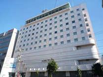 ホテルリソル函館外観