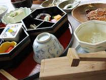 【朝食】御飯がおいしいと評判の朝ごはん
