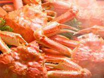 期間限定でカニの食べ放題サービスも!オーナー厳選の激ウマ蟹を食べ尽くそう♪