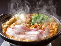 あったか料理の定番キムチ鍋!熱くて旨辛は冬のオススメ♪