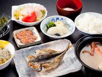 【 朝食 】 日本人の心をくすぐる朝食メニューも大人気☆