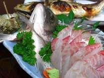 新鮮な魚介を使った料理が自慢です!地元珠洲の味をご堪能ください!