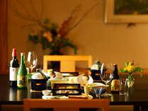 地ビールから地酒・ワインまで懐石料理に合うお飲み物をご用意いたしております。