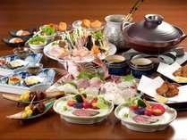 時代とともに進化するお宿伝統のあんこう鍋