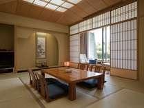 1階 ゆったりくつろげる和室※眺望は開けておりません。