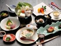和食膳(メニュー一例)