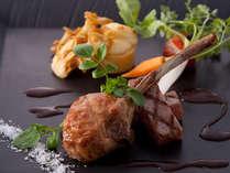 本格プレミアムフレンチ♪の肉料理一例