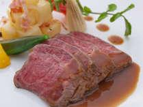 旬を活かした♪彩り鮮やかフレンチ一品一例。柔らかくてとろけそうなお肉料理(*^^*)