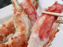 ぷるんっとした肉厚の身が楽しめるカニの姿盛り♪年末年始特別料理ならでは!(^^)!