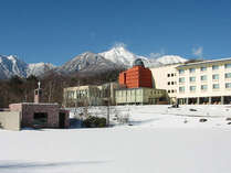 大自然にかこまれた清里高原ホテル 冬は感動がいっぱい♪