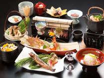 松茸料理付会席(イメージ)