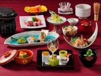 【全国日本料理コンクール入賞記念!】匠の業光る和懐石プラン