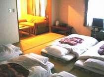 和室10畳ほのぼのルーム(5名まで)【TDR、スカイツリー、幕張メッセ等レジャーに最適】