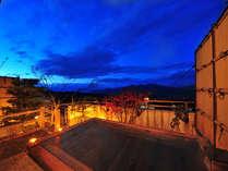 天空風呂「浮雲」を30分貸切無料のカップルプラン♪【平日限定・貸切風呂・無料特典】