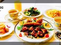 白樺湖榮園夕食
