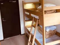 ■2段ベッドルーム■