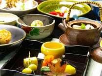 ・【京会席一例】季節ごとに異なる味をご賞味下さい。