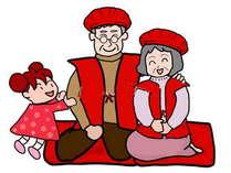 【還暦祝いを企画されている方へ☆】家族皆が最高の笑顔に♪~節目の一日★お孫さんと過ごす三世代プラン~