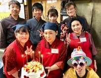 ●記念日のお祝いに◆サプライズケーキと和会席
