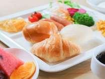 朝食プレート(2)