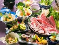 八斗鍋(豆乳ベースの鍋)