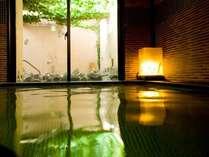 ◆夜通し入れる男女別天然温泉大浴場
