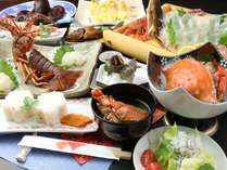 天草の新鮮な海の幸、贅沢な海鮮料理に舌鼓♪味もボリュームも大満足のお食事です。