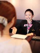 どうぞ心ゆくまでごゆっくりとお過ごしくださいませ。スタッフがお客様の快適ステイをサポートいたします。