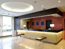 □ホテルフロント