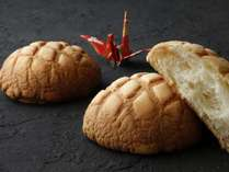 花月堂メロンパン