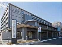 アルモントホテル京都ホテル外観写真