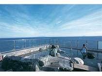 【満天露天風呂】大海原を見下ろす絶景ポイントがここ!満天露天風呂