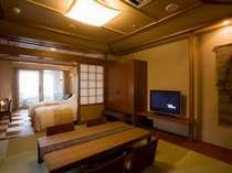 【D2】2007年4月OPEN!朝夕ともお部屋でお食事