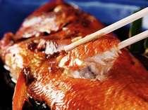 【定番】2人でも丸ごと1匹の姿煮、稲取ならではの濃厚なたれが美味しい