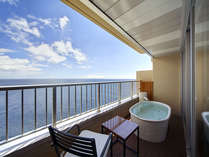 【K】2010年7月オープン!新露天風呂付客室、とっておきの二人旅にお勧め