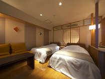 【L】海が一望できるリクライニングベッドが付いた新露天風呂付客室