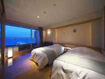 Mタイプ2010年7月19日オープン!新露天風呂付客室