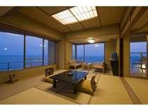 【I】全室角部屋、目の前の海が手に届きそう